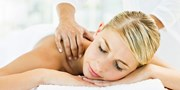 $99 -- SoMa Spa: Massage & Mani/Pedi, Reg. $206