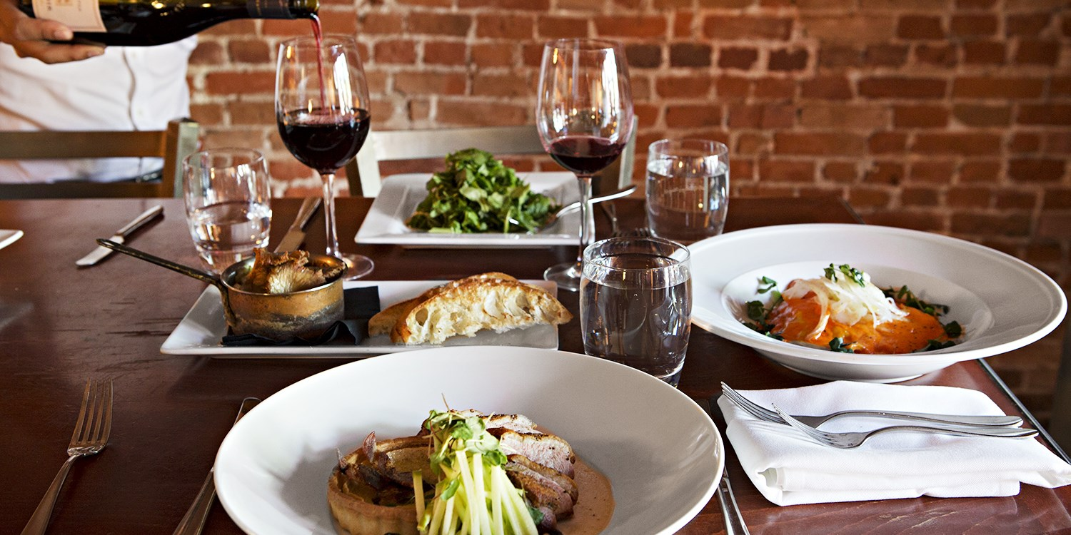 $65 -- Black Pearl: Dinner for 2 on Old South Pearl