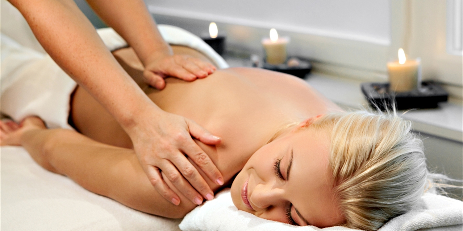 $75 -- Palms: Massage or Facial at Recharge Spa, Reg. $140