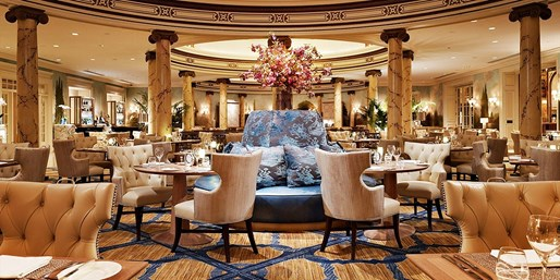 $69 -- Fairmont San Francisco: Dinner for 2, Reg. $120