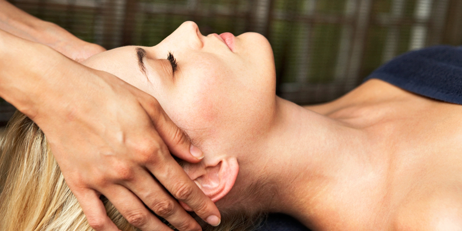 $99 -- Chic Spa w/Rooftop: Massage, Facial & Mimosa, 55% Off
