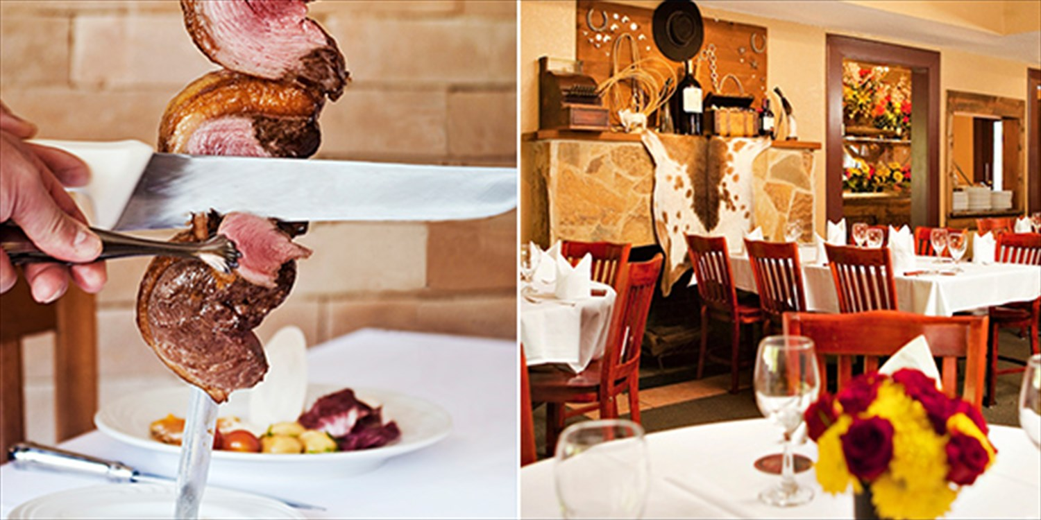 $46 -- Unlimited Steak Dinner for 2 at Nelore, Reg. $80
