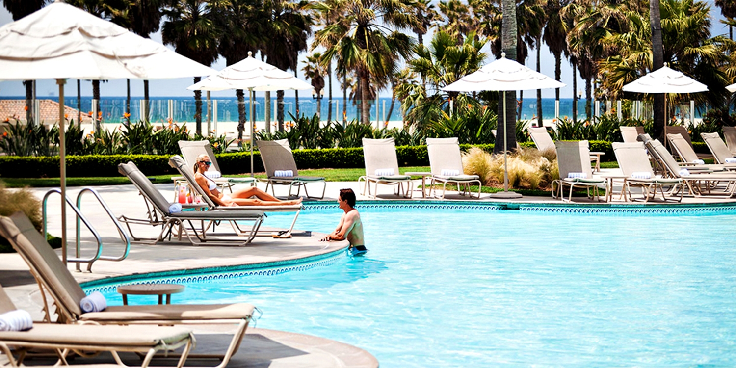 $109 -- 'Best of O.C.': Massage or Facial w/Pool & Bubbly