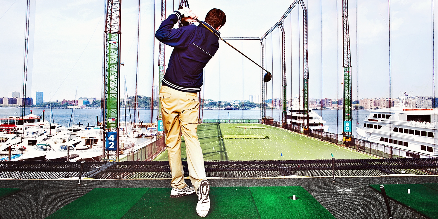 $15 -- Chelsea Piers: Award-Winning Driving Range, Reg. $29