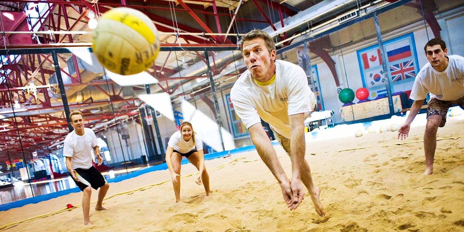 $19 -- Chelsea Piers: 60% Off All-Day Sports Center Pass