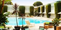 The Beverly Hilton: Spa, Swim & Sip Bubbly at Iconic Hotel