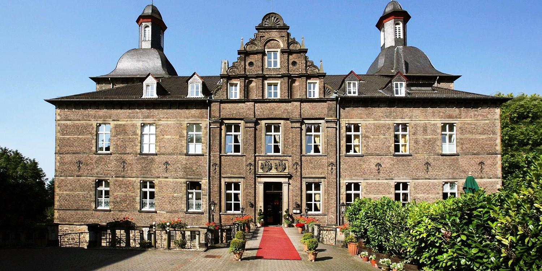 Schlosshotel Hugenpoet -- Mülheim an der Ruhr