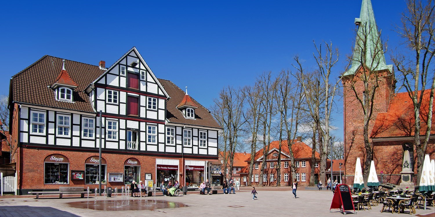 $125 – North Germany: countryside stay w/meals & sparkling wine, save up to 50% -- Bad Bevensen, Germany