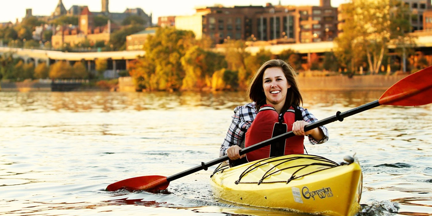 $11-$45 – Potomac River Kayak Rental or Guided Twilight Tour