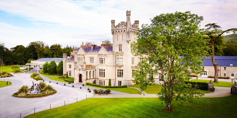 Solis Lough Eske Castle -- Donegal, Ireland