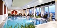 35 € -- Luxuriöse Auszeit mit Massage im neuen Spa, -63%