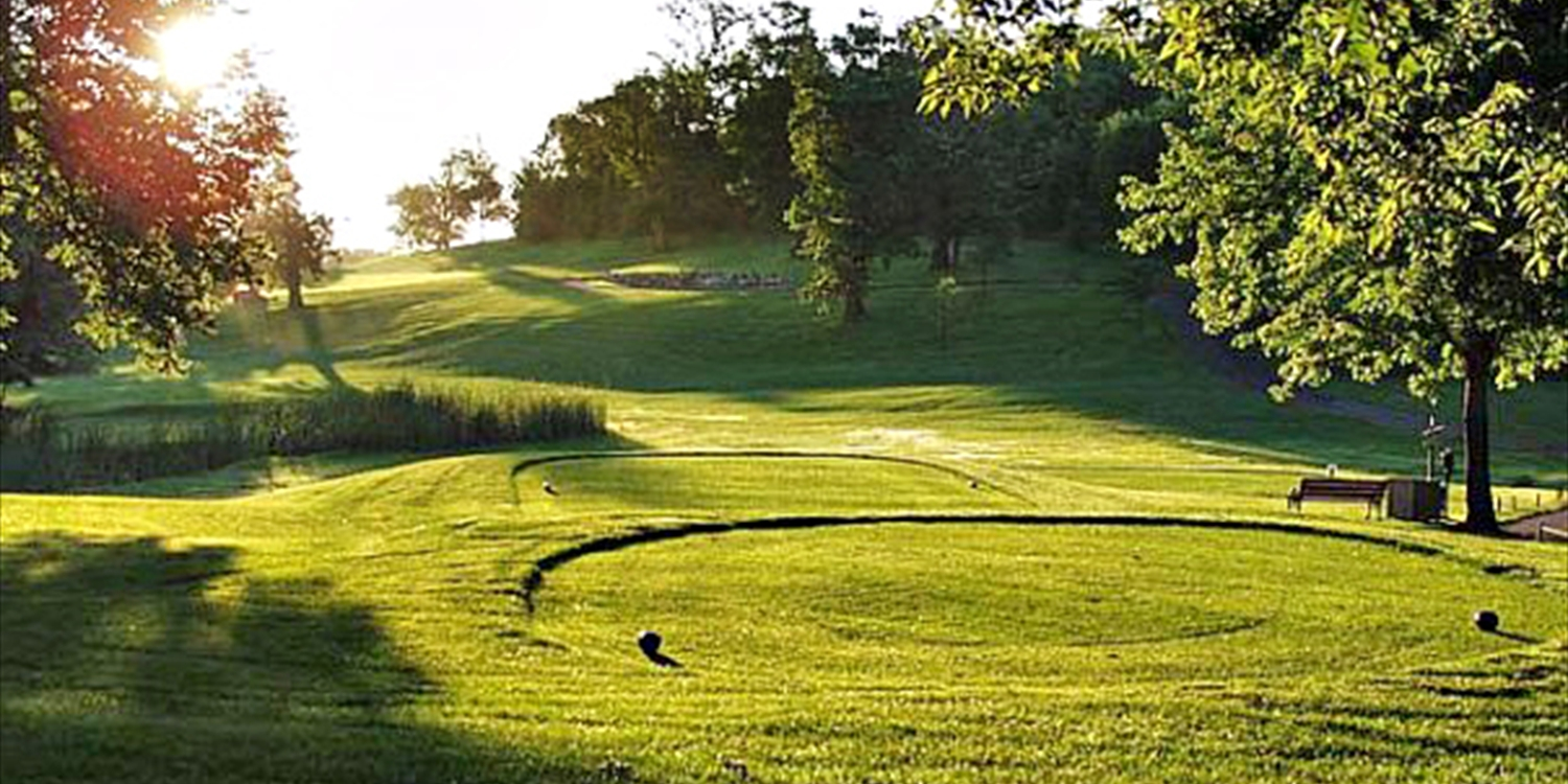 CreeksBend Golf w/Lunch: $29 thru Summer, Reg. $62