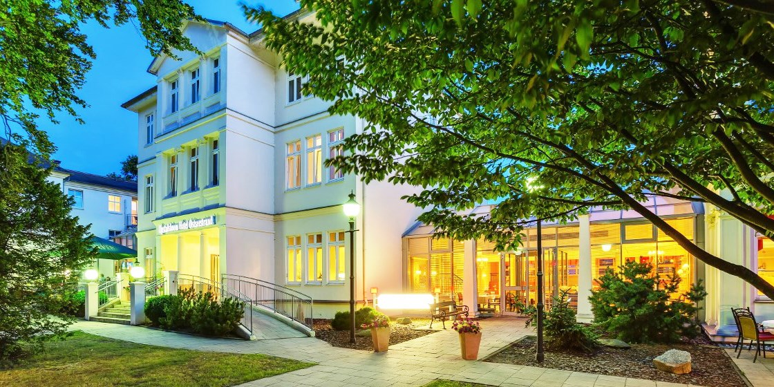 Upstalsboom Hotel Ostseestrand -- Heringsdorf