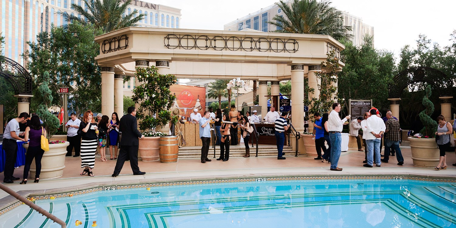 $85 -- Palazzo Party w/Unlimited Food & Drinks, Reg. $115