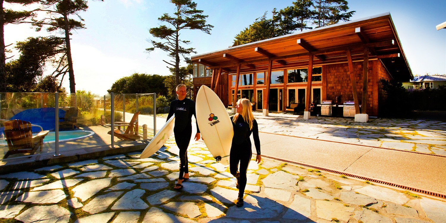 $185 -- Vancouver Island 2-Nt. Beachfront Stay, Save 40%