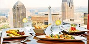 Tower Club Dallas: Romantic Dinner for 2 w/Skyline View