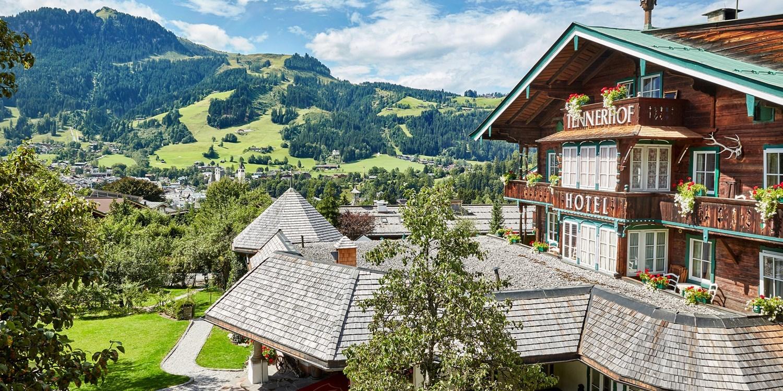 Tennerhof Gourmet & Spa de Charme Hotel - Relais & Châteaux -- Kitzbühel, Österreich