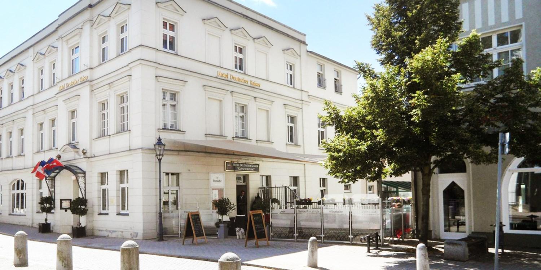 Hotel Deutscher Kaiser im Centrum -- Baden-Baden