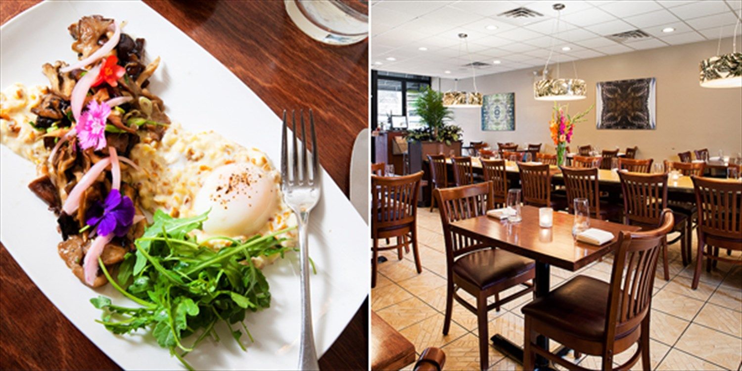$45 -- Acclaimed Bistro Dinner for 2 w/$50 Wine Credit
