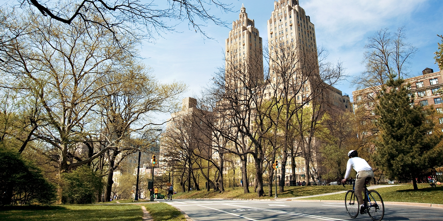 $9 -- Central Park: Bike thru 'Most Visited Urban U.S. Park'