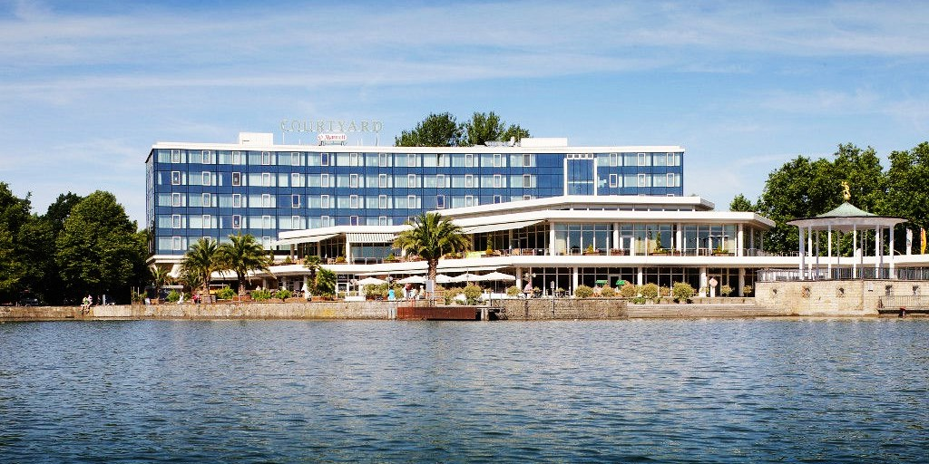 Courtyard by Marriott Hannover Maschsee -- Hannover