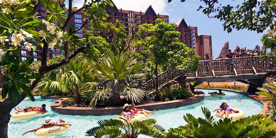 Aulani, A Disney Resort & Spa -- Honolulu, HI