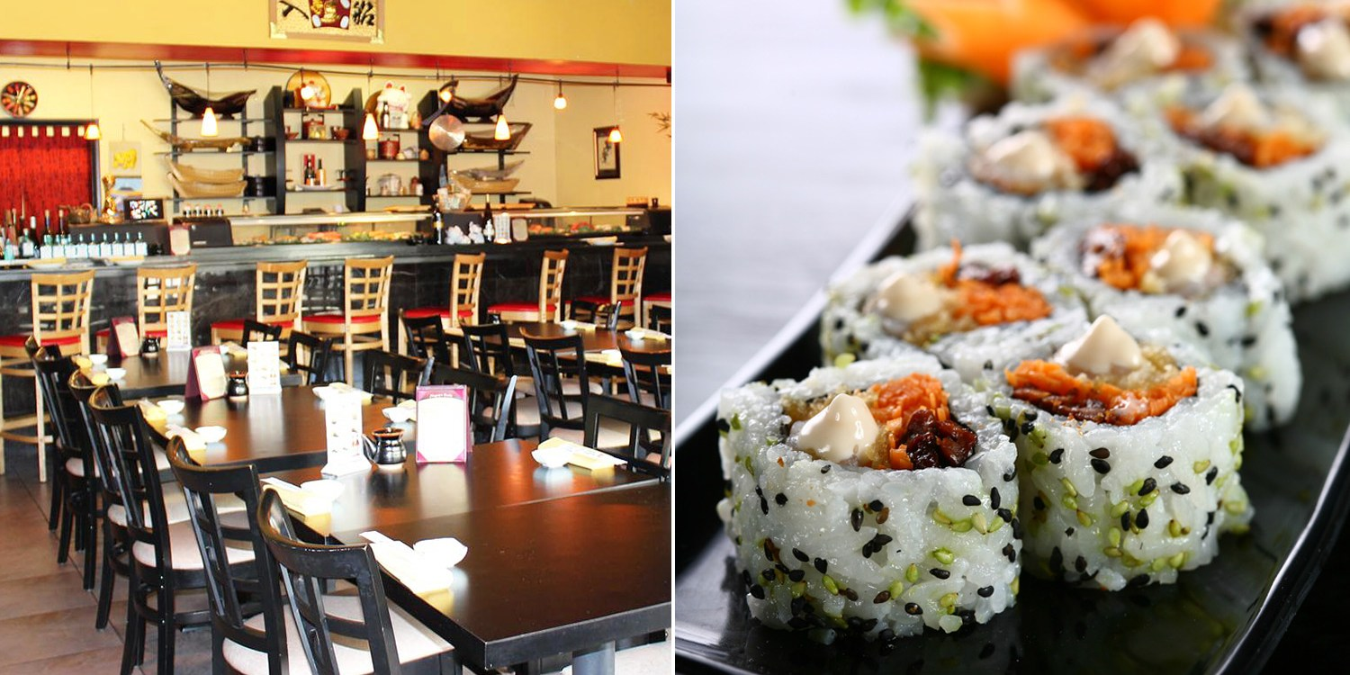 $25 -- Zagat 'Perfection': Sushi for 2 at Nagoya, Half Off