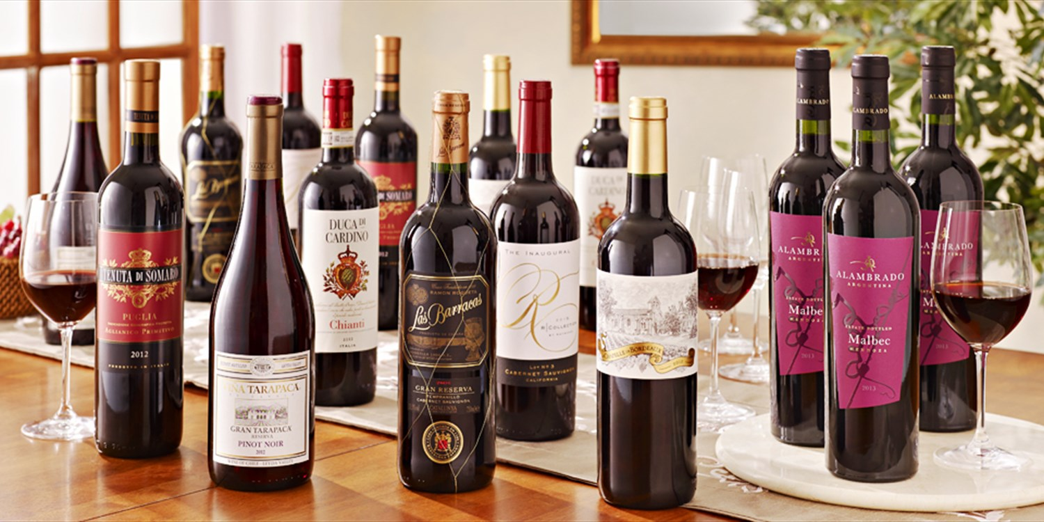 $59 -- 6 Award-Winning Virgin Wines; $79 for 15 Bottles