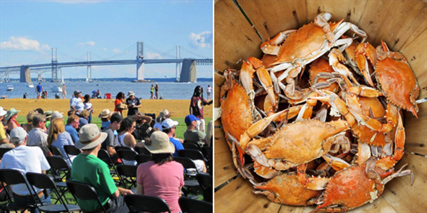 $20 -- Maryland Seafood Festival: Admission for 2 w/Parking