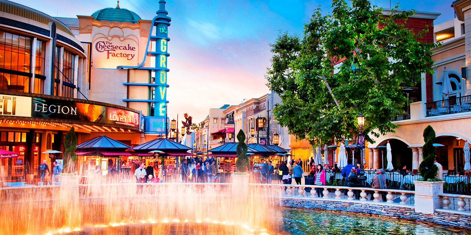 $55 & up -- The Grove: Family Night w/Dinner, Movie & Valet