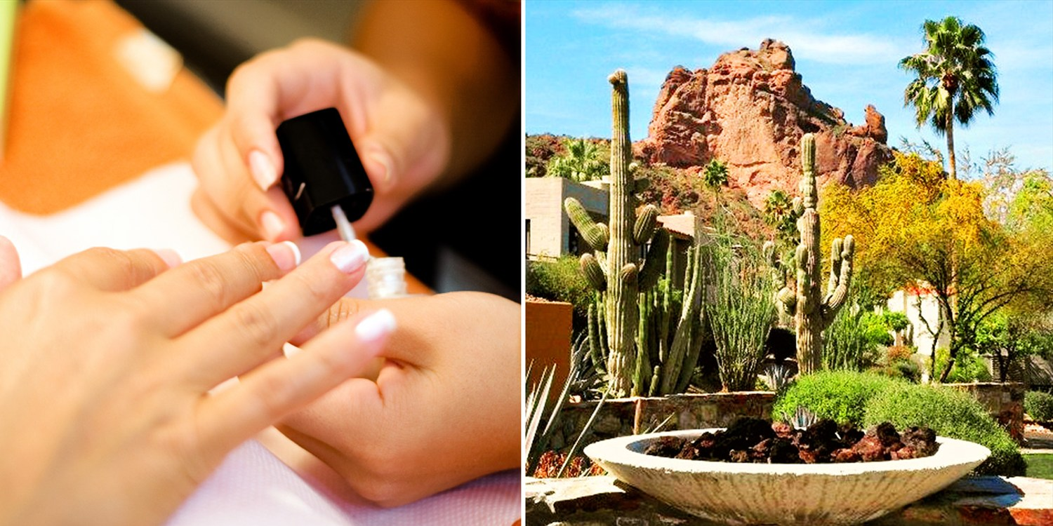 Sanctuary on Camelback: Luxe Mani/Pedi, Save 50%
