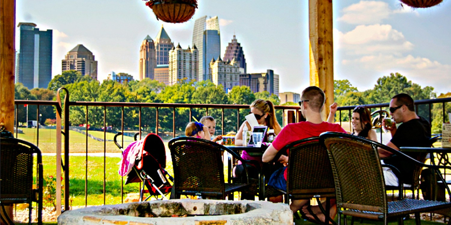 $25 -- Park Tavern Cabana for up to 6 incl. $25 Food Credit