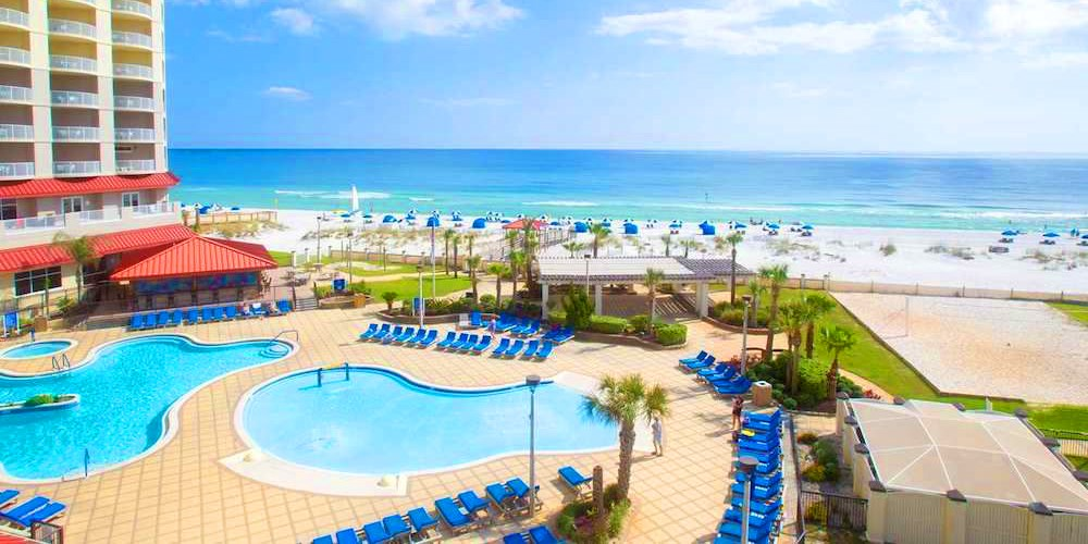 Hilton Pensacola Beach -- Gulf Breeze, FL