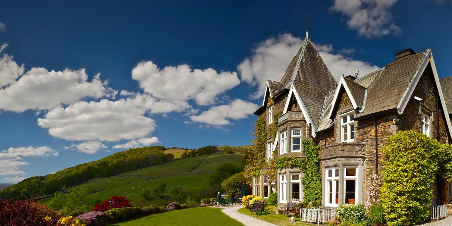 Holbeck Ghyll Country House Hotel -- Windermere