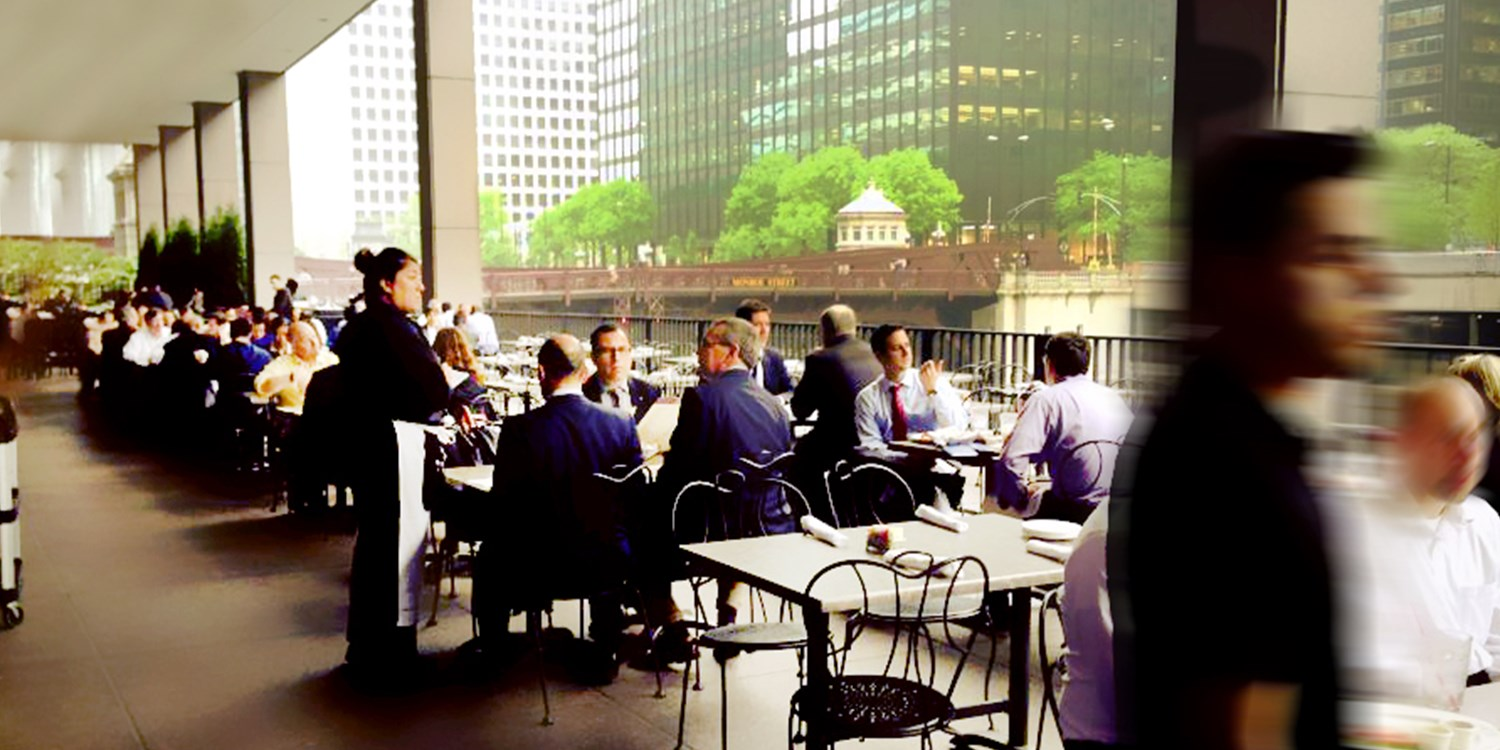 'Elegant' Drinks & Dining Along the Chicago River, Save 55%