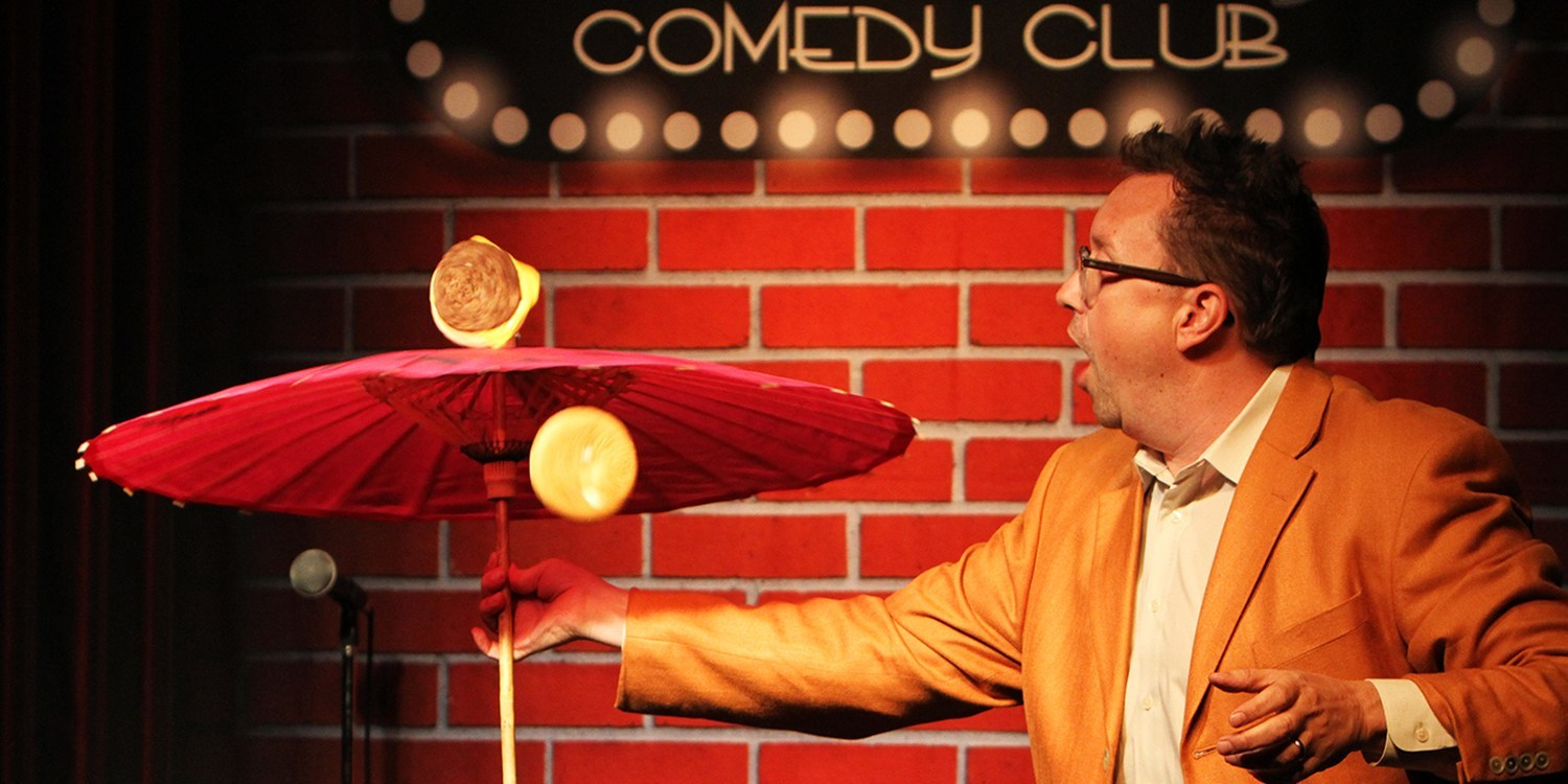 $29 -- Flappers: 'Really Funny' Comedy for 2 w/Drinks