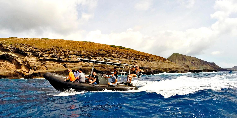 $69 -- Oahu: Scenic Boat Tour near Waikiki, Reg. $129