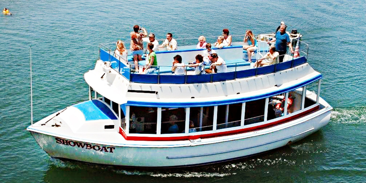 $15 -- Newport Bay: Sightseeing Boat Tour for 2, Reg. $38