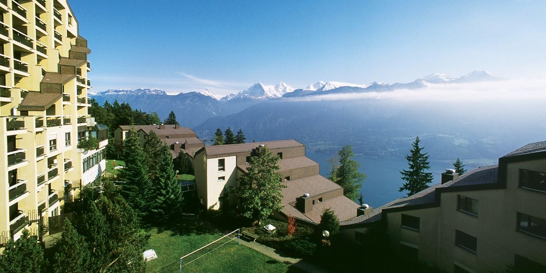 Dorint Blüemlisalp Beatenberg/Interlaken -- Beatenberg, Switzerland