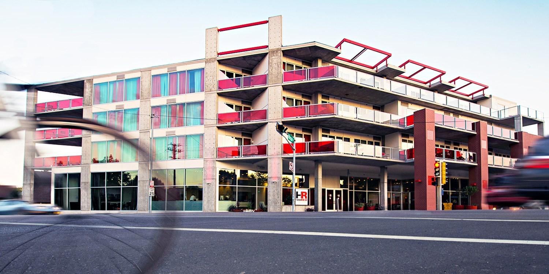 HotelRED -- Madison, WI