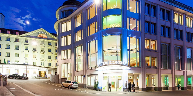 Einstein St. Gallen - Hotel Congress Spa -- St. Gallen, Schweiz