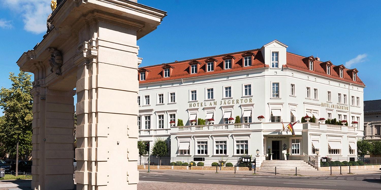 Hotel am Jägertor Potsdam -- Potsdam