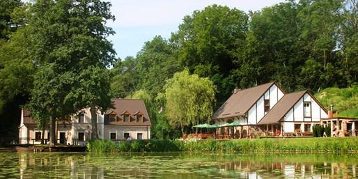 65 € -- Wellnesstag & Menü in Brandenburgs bestem Spa-Hotel