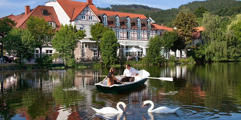 Landhaus Zu den Rothen Forellen -- Ilsenburg, Germany