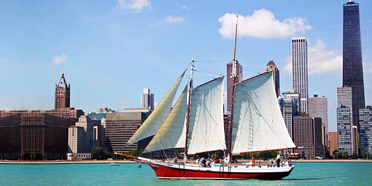Tall Ship Fireworks & Skyline Sails, 50% Off through August