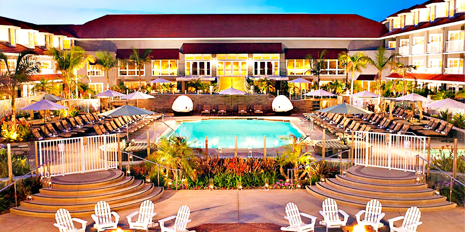 Laguna Cliffs Marriott: Massage or Facial w/Bubbly for $99
