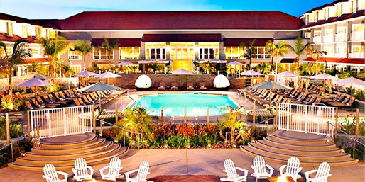 $99 -- Laguna Cliffs Marriott: Massage or Facial w/Bubbly