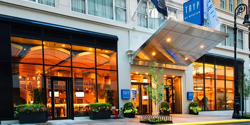 £117-£161 -- NYC: Spacious Times Square Hotel, 60% Off