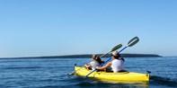 ¥178 -- 5折 加州半月湾双人60分钟皮划艇/立式单桨滑板之旅 含装备 风景优美