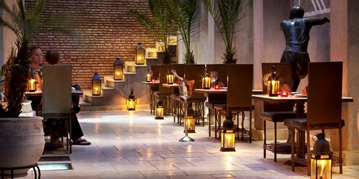 $95 -- Marrakesh: Art Deco Riad Stay w/Breakfast, 35% Off